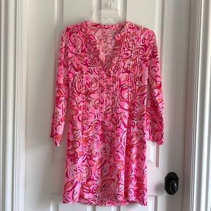 Lilly Pulitzer XS Pink Dress